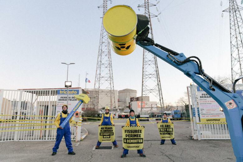 Procès Greenpeace : les centrales nucléaires françaises sont elles dangereuses?  406
